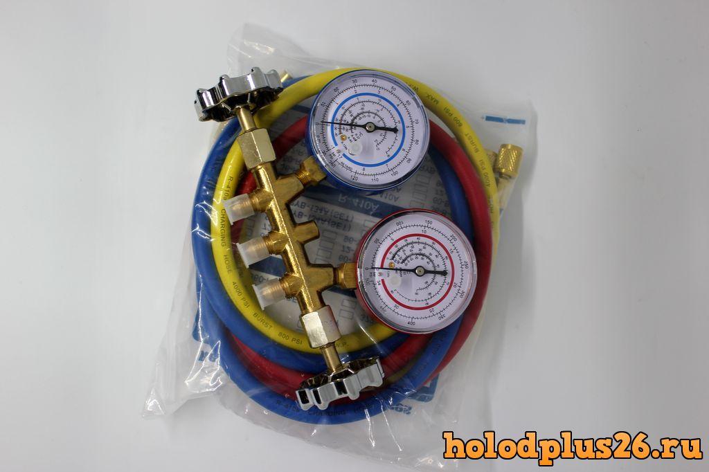 Коллектор FC-1366 R22/404/134/407