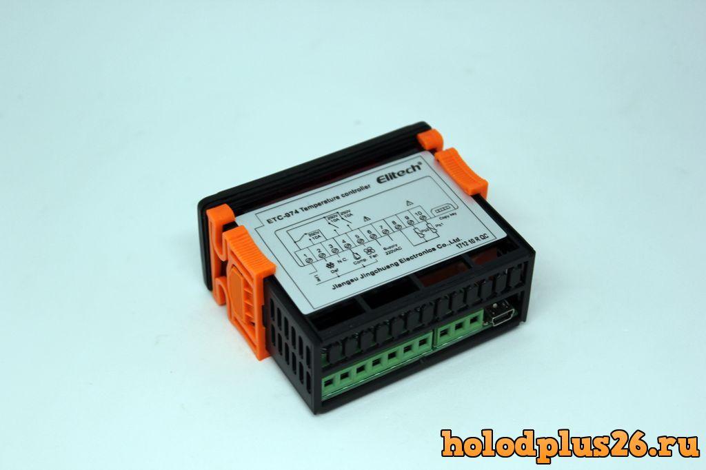 Автоматика ETC-974 (8A)